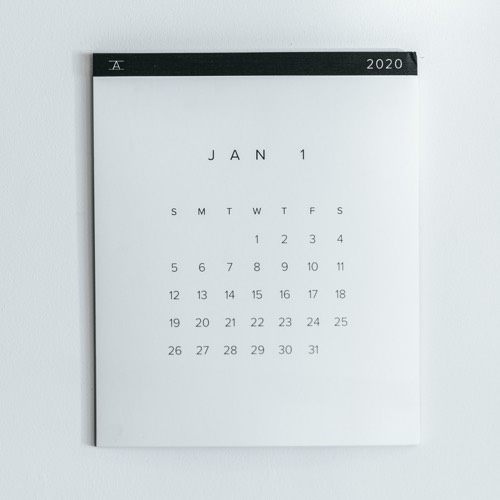 Image of a calendar to show that you can purchase our services on a month to month basis.