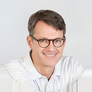 Portrait Dr. med. Rainer Kluge