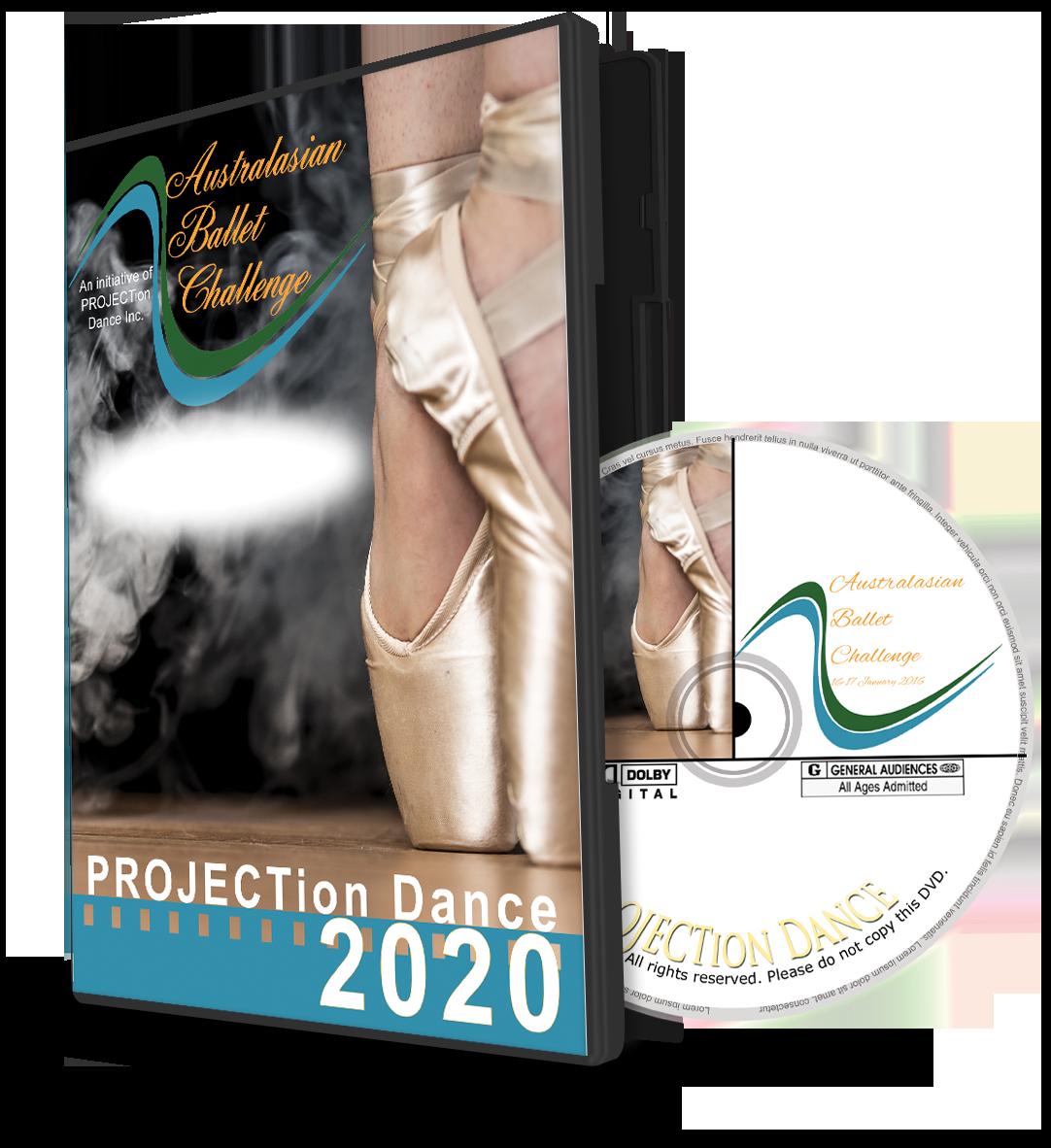 ABC 2020 DVD