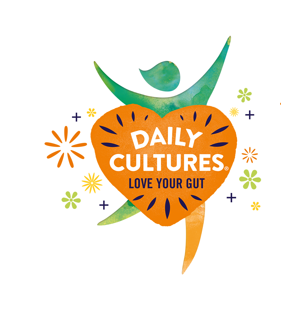 Daily Cultures logo green