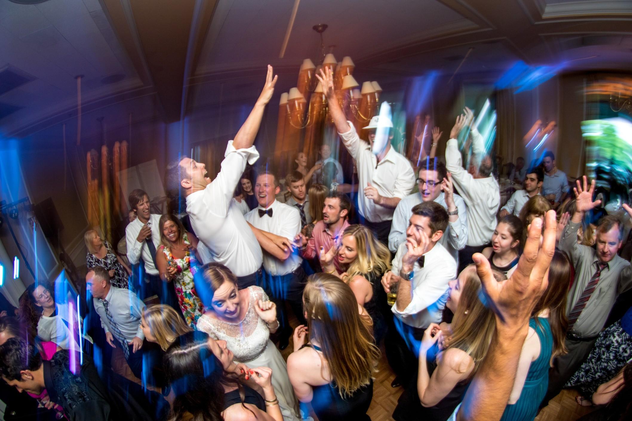 frederick wedding dance floor