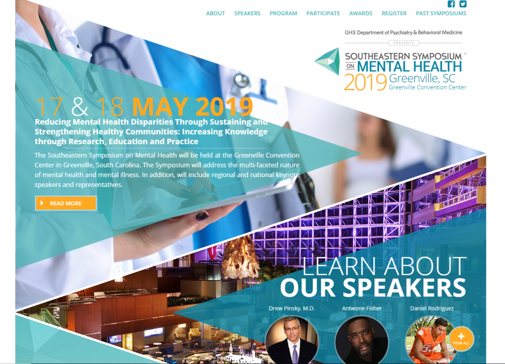 Southeastern Symposium on Mental Health 2019