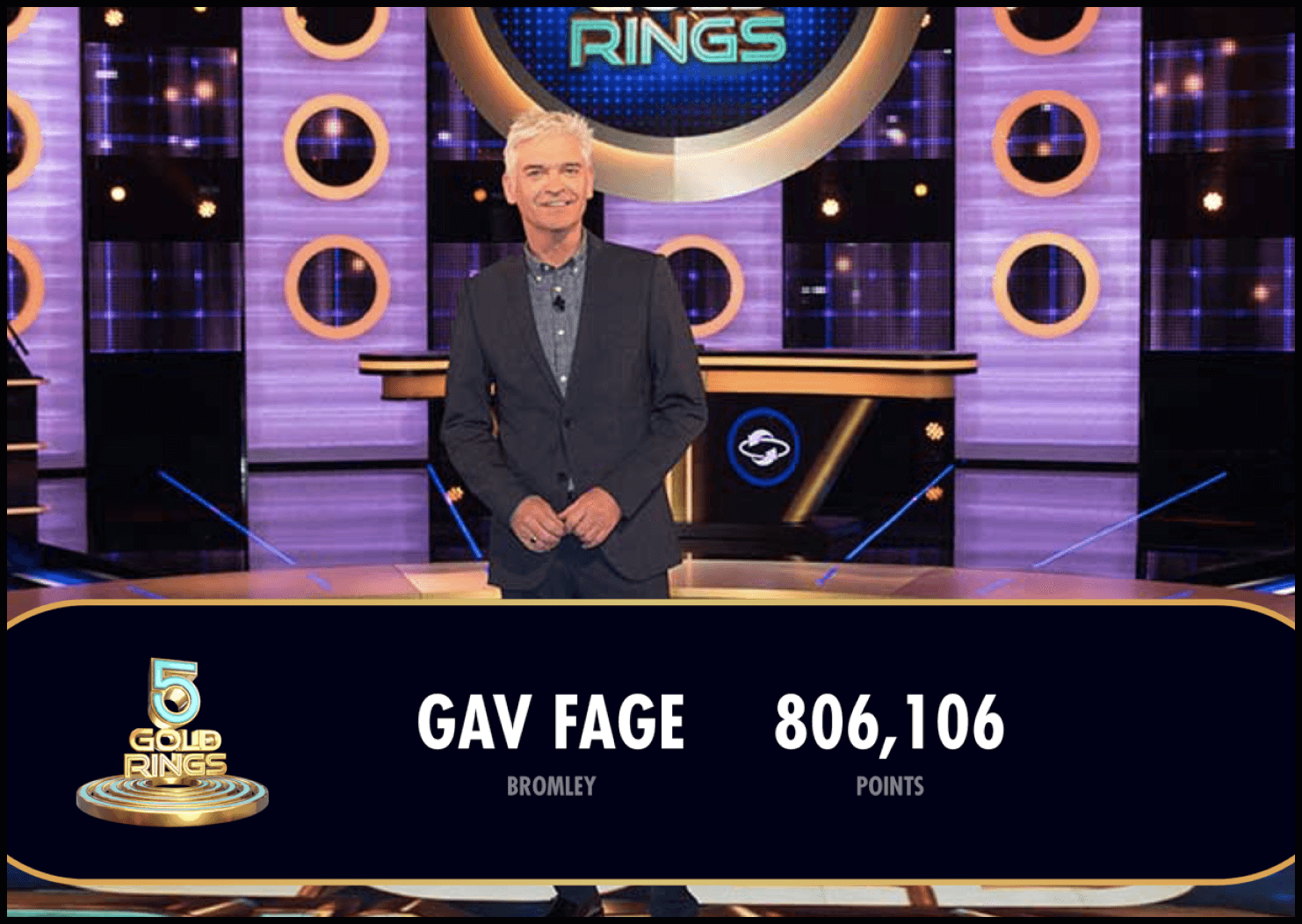 Feeding leaderboard results into the main screen on 5 Gold Rings