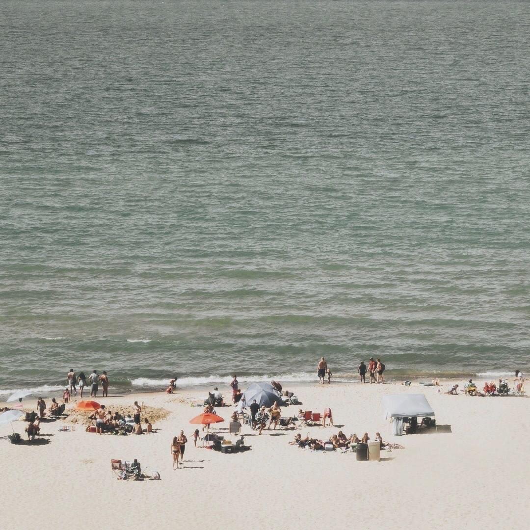 County beaches