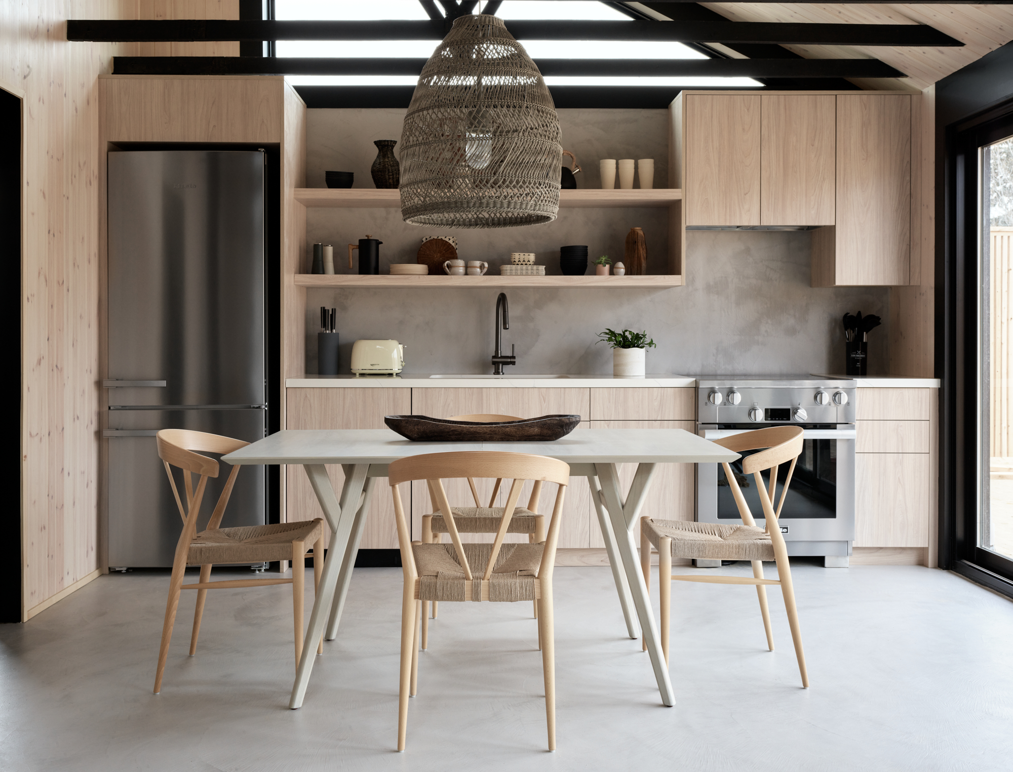 Simple luxury - inspired by the calm minimalism of Nordic design