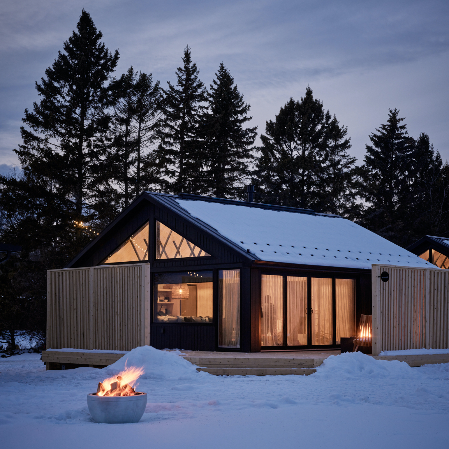 Cabin cool - An elevated take on the cozy cottage