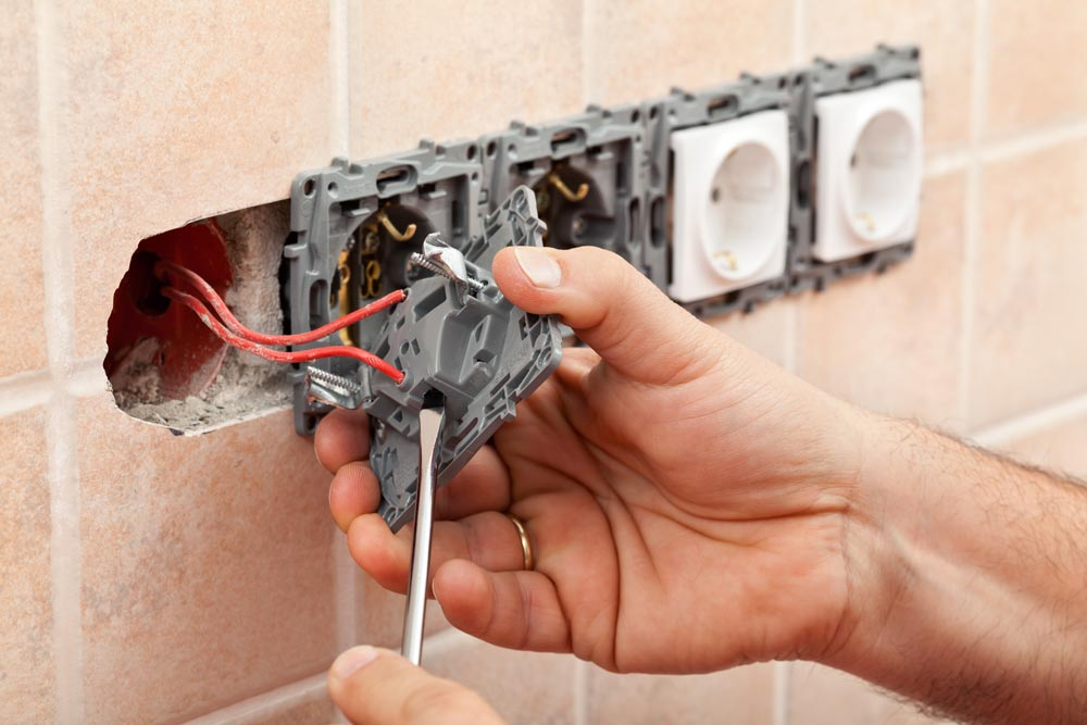 Electrical repair and remodels