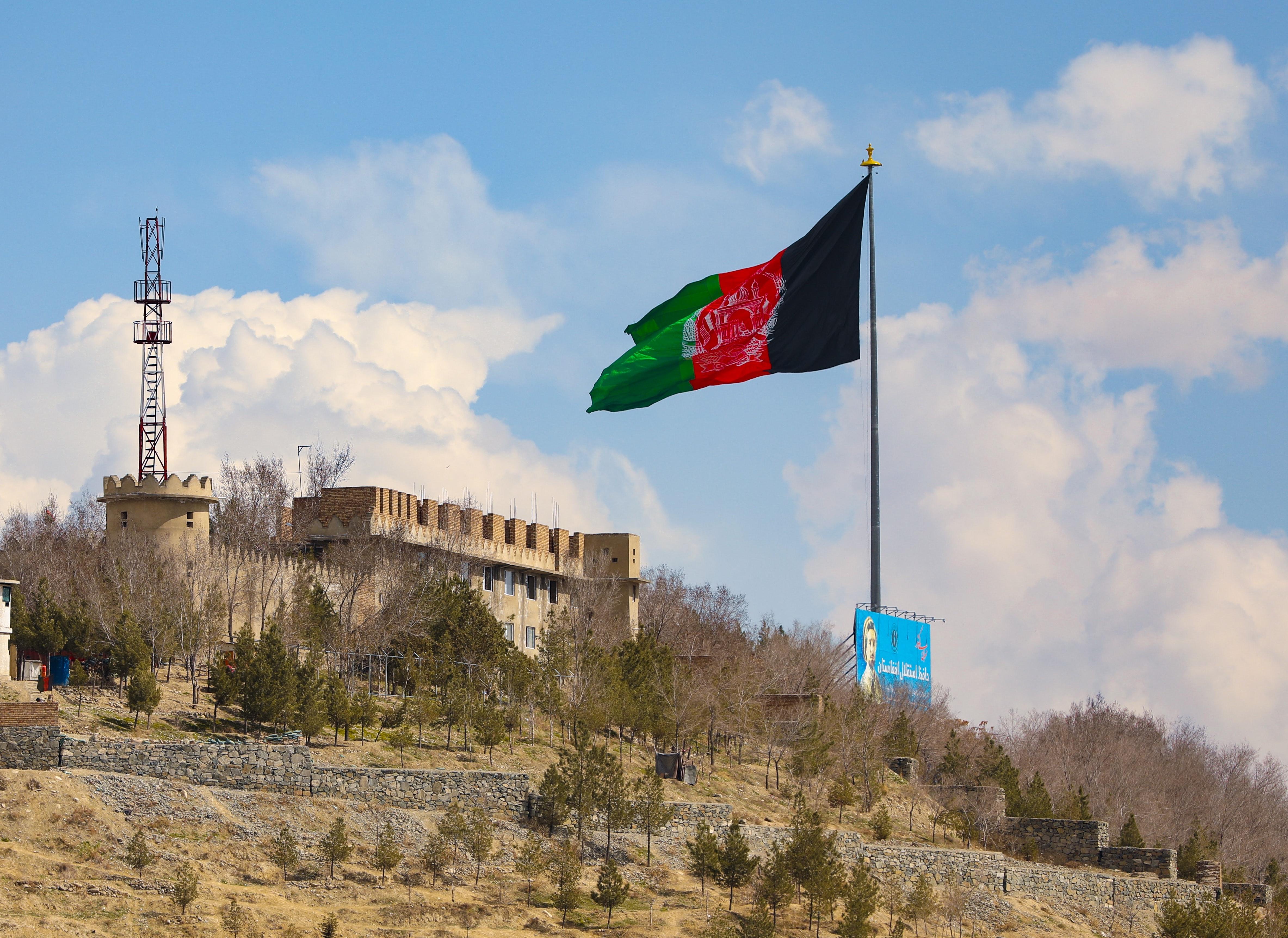 Kabul by Sohaib Ghyasi Unsplash