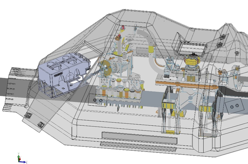 CSUB Protection Structure Cover Subsea Offshore Composite