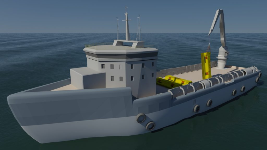 CSUB Protection Cover Subsea Offshore Composite