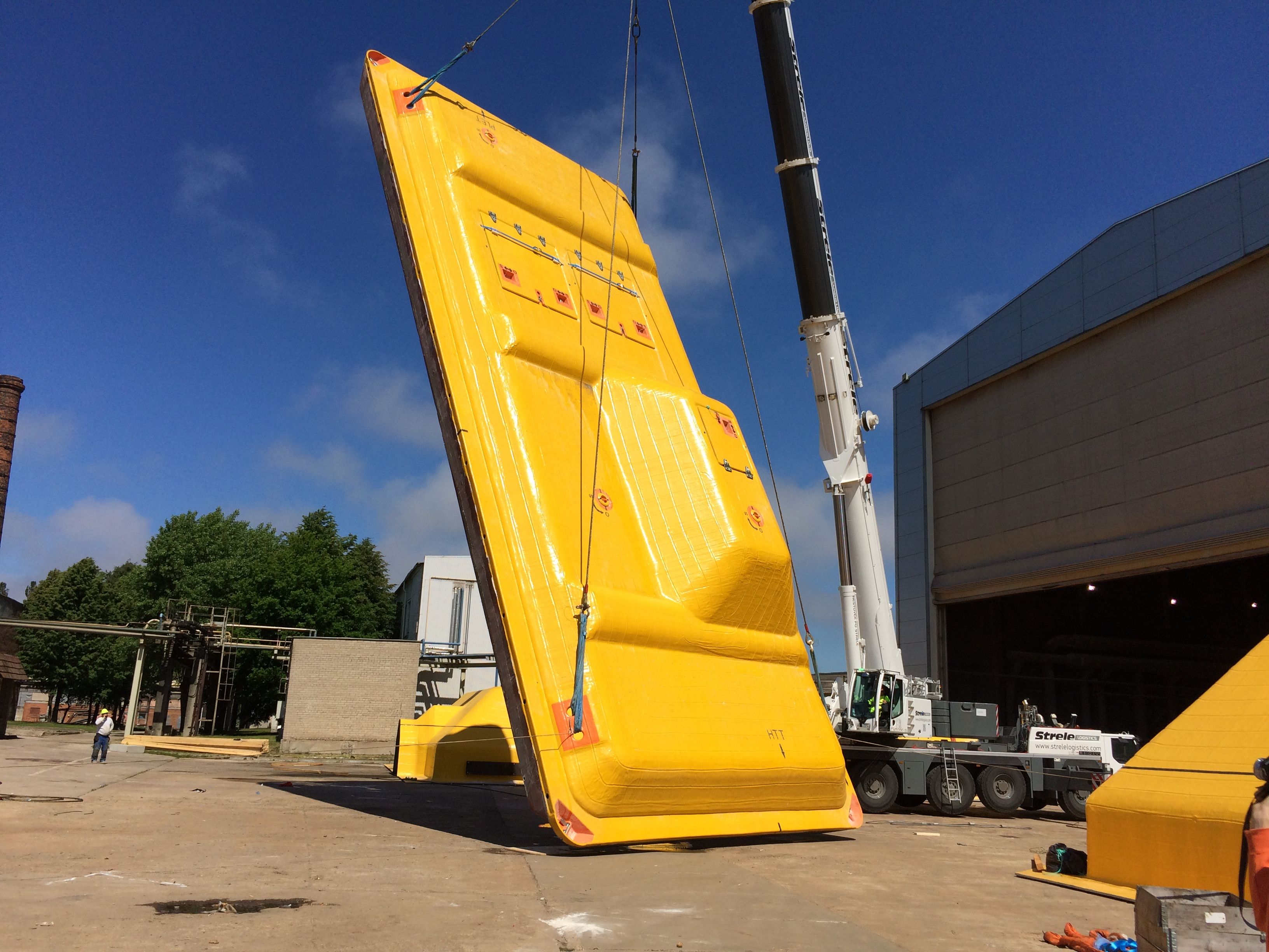 CSUB GRP Composite Subsea Offshore Hatches
