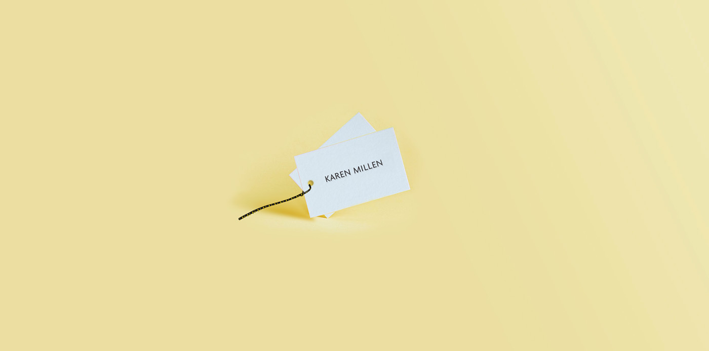 Rebranding fashion Brand Karen Millen Garrett Reil