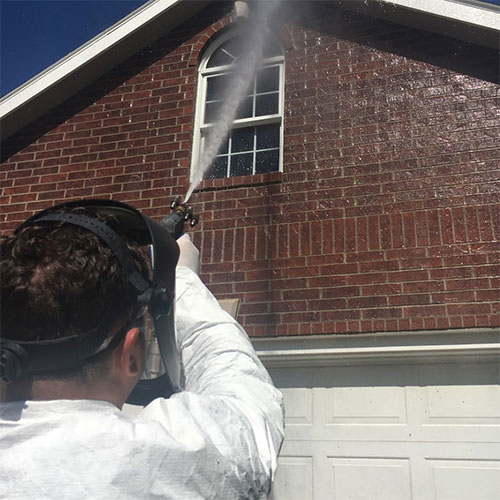 house washing salina