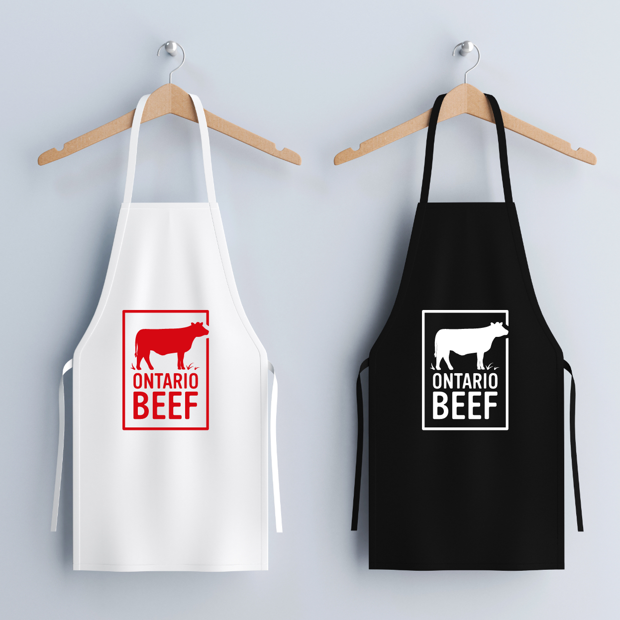 Ontario beef logo