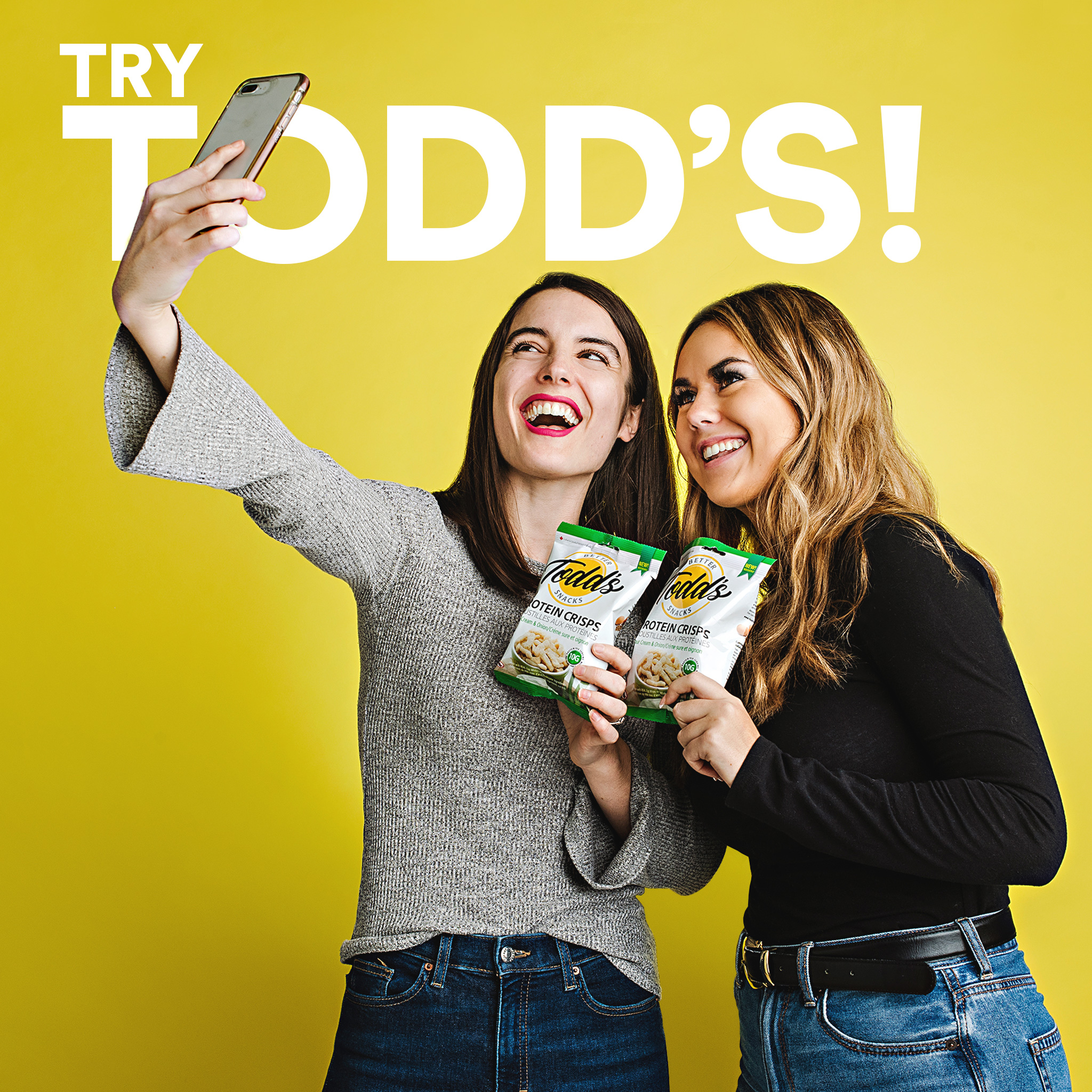 todd's better snacks campaign