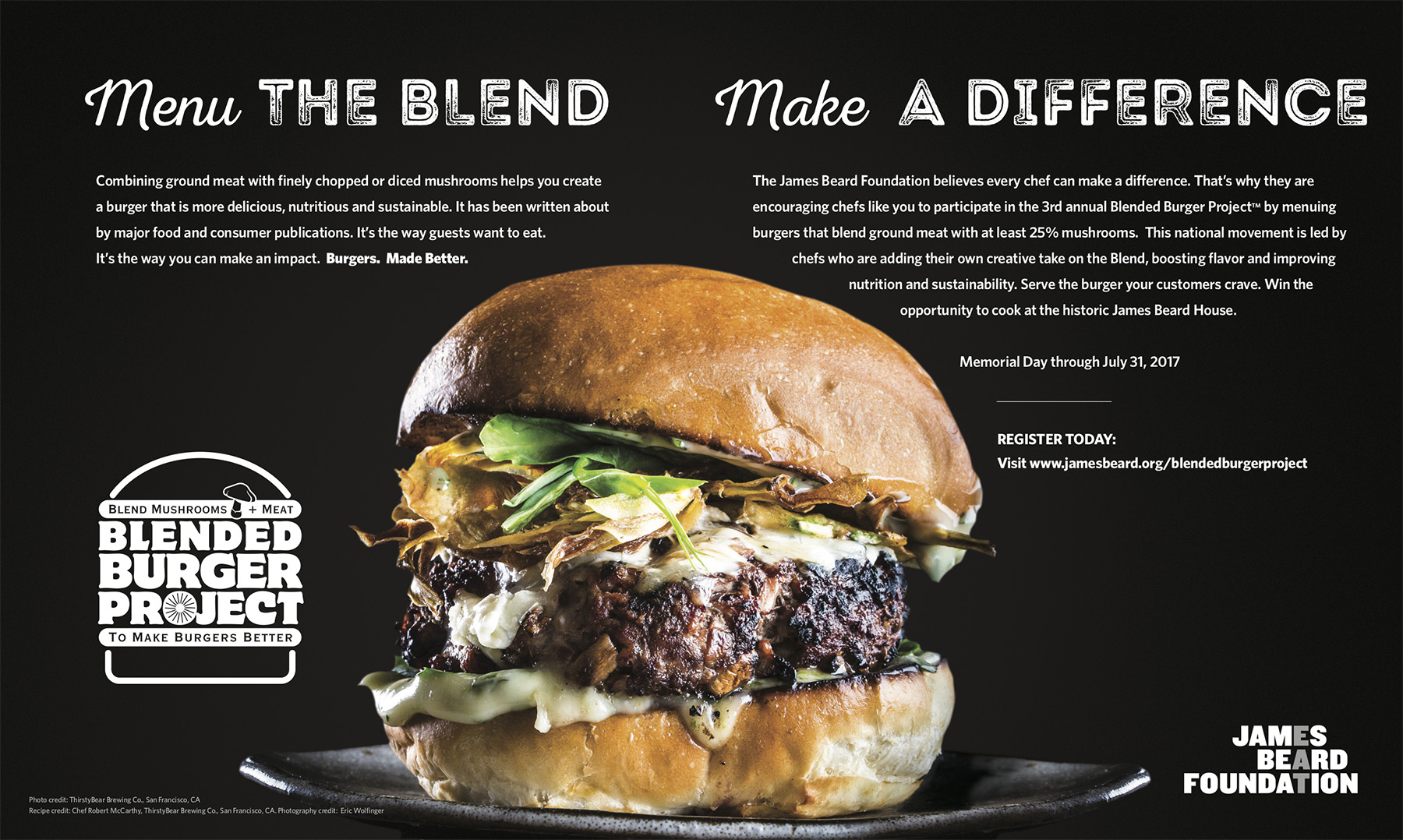the blend poster advertisement