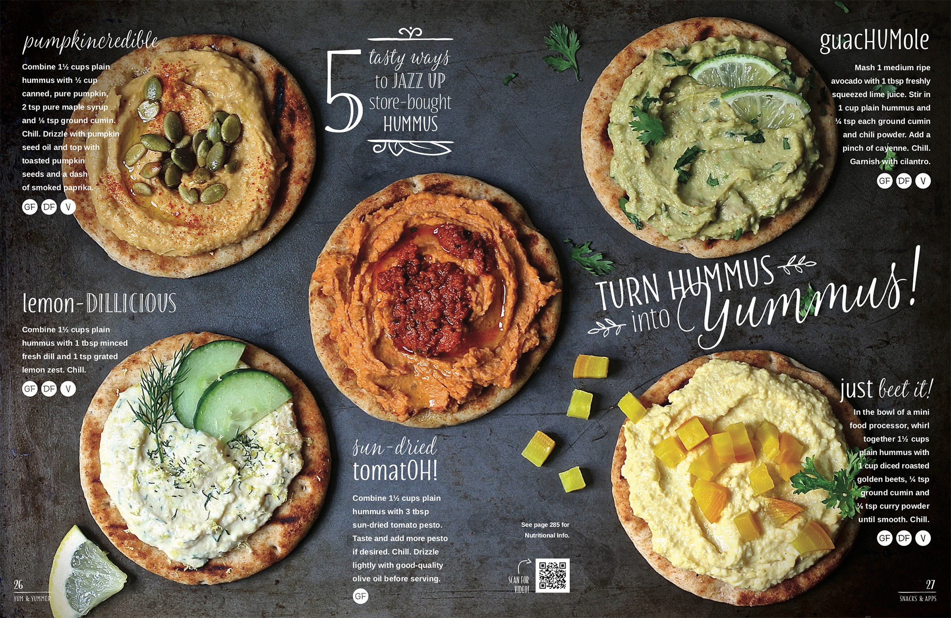 yum and yummer cookbook