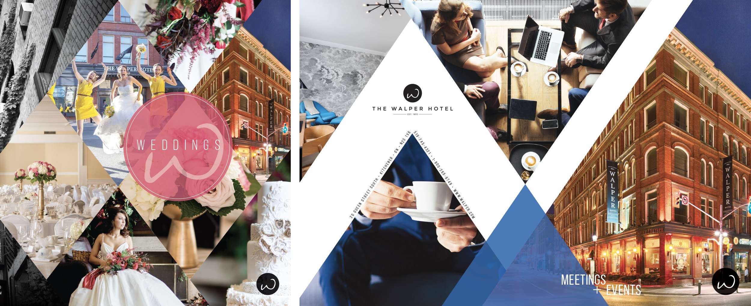 the walper hotel brochures