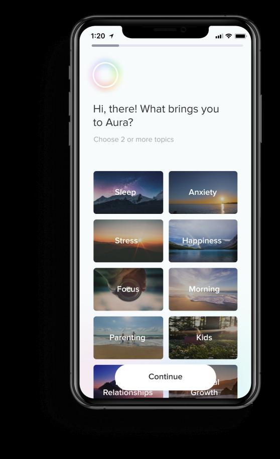 Aura Health - App