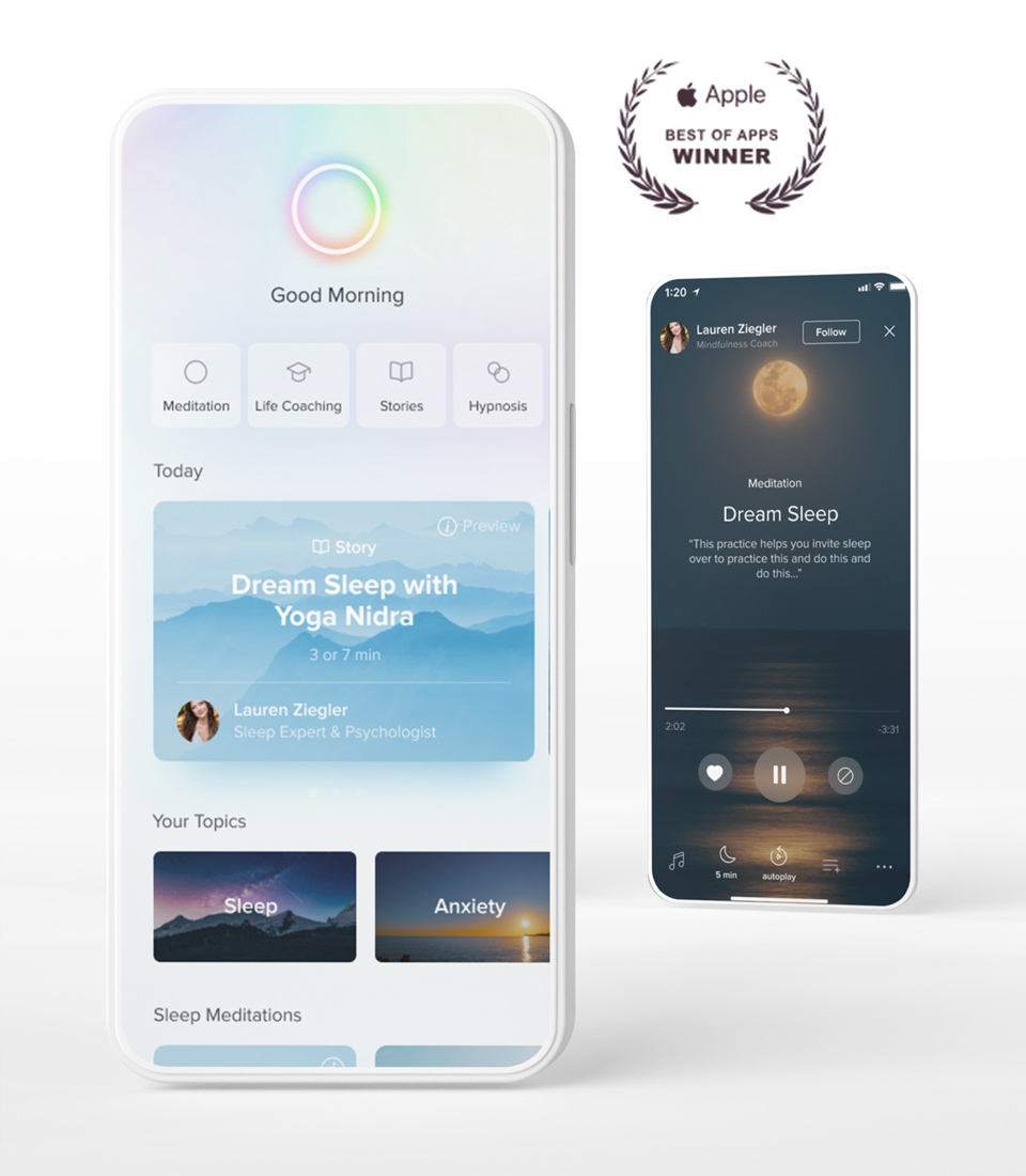 Aura Health - Best of Apple