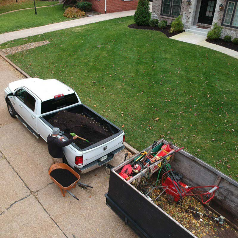 Aeration in St. Louis, MO