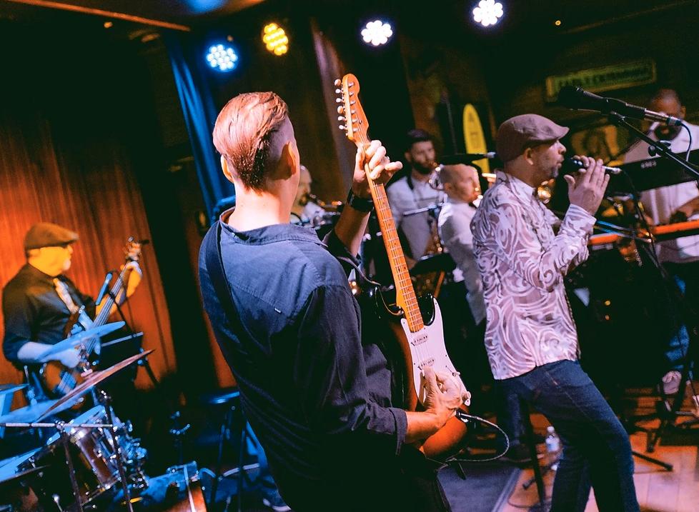 Band Photo | The Soul Juice Band