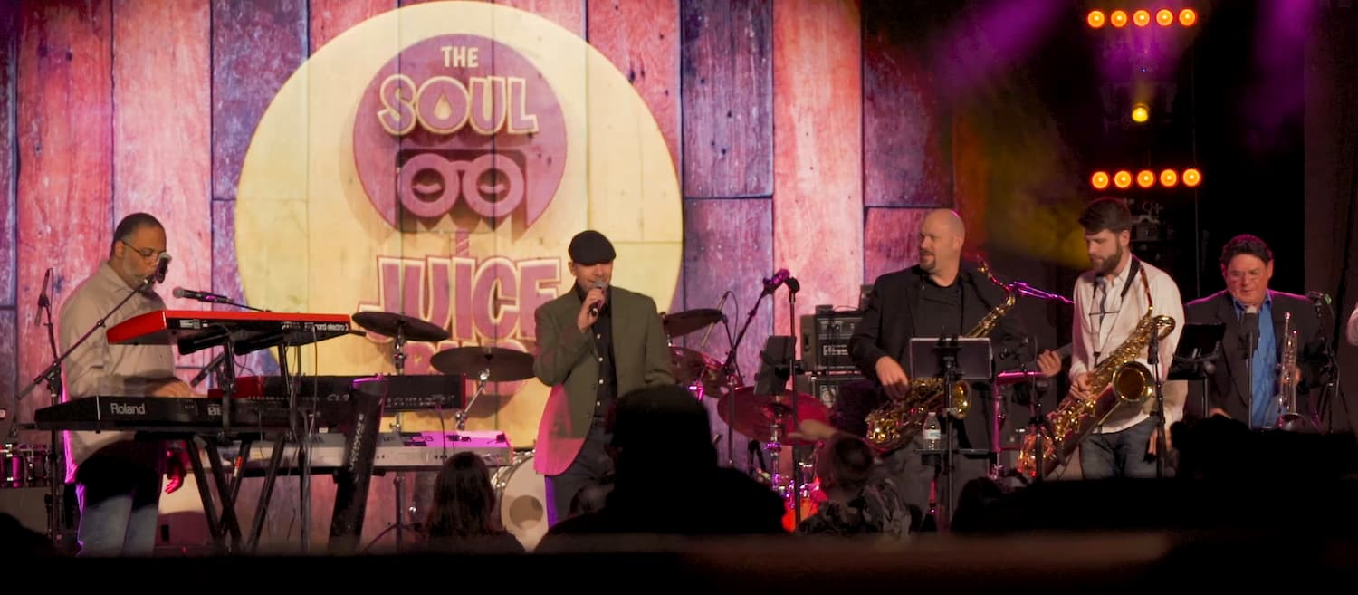 Show Time | The Soul Juice Band