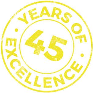 Proteks 45 year Guarantee