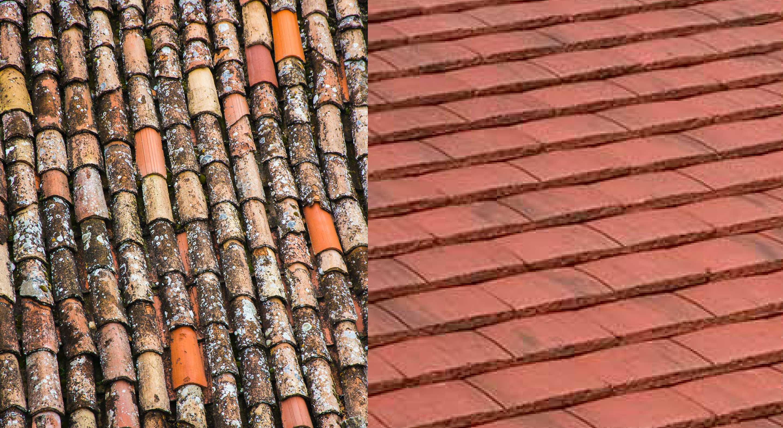 Proteks System old or new roof