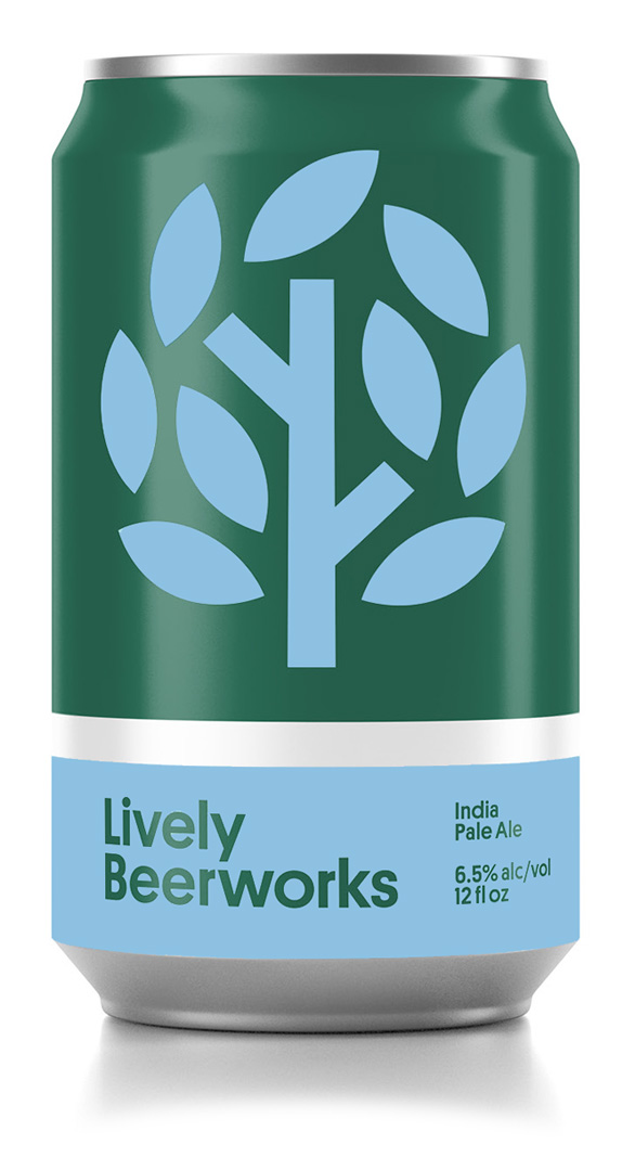 lively beerworks - india pale ale -2
