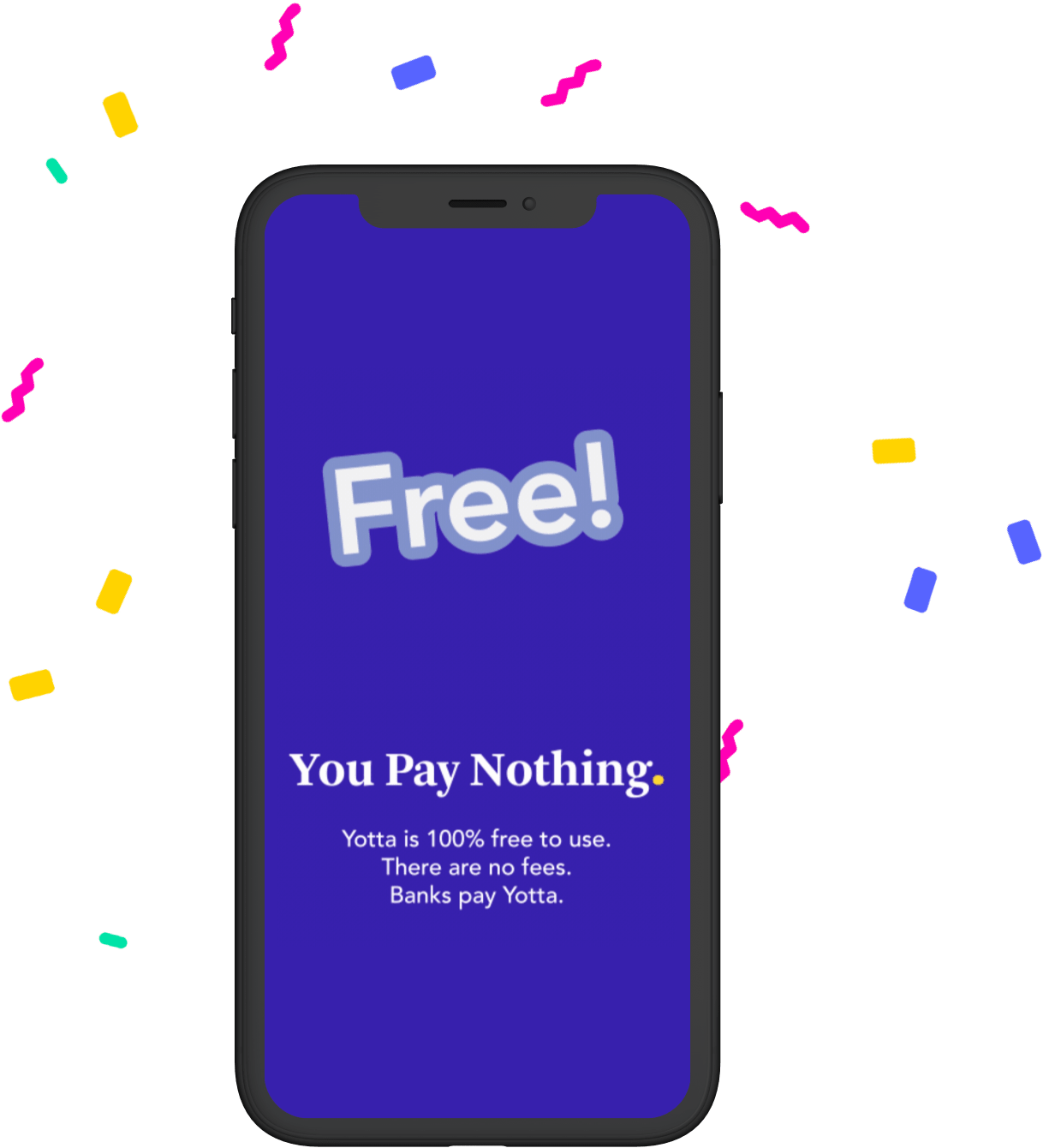 You Pay Nothing Phone
