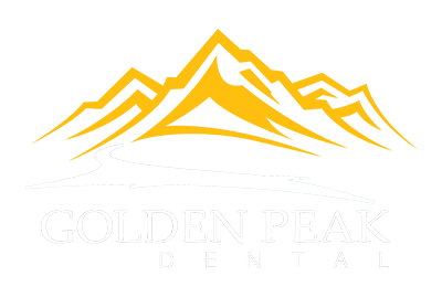 Golden Peak Dental Logo