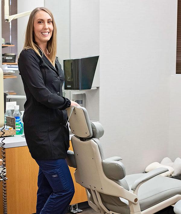 Denver dental office treatment room