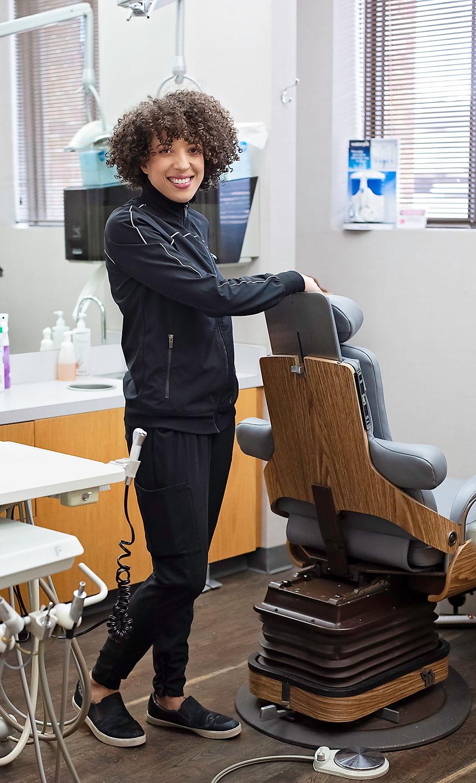 Dental hygienist in west Denver