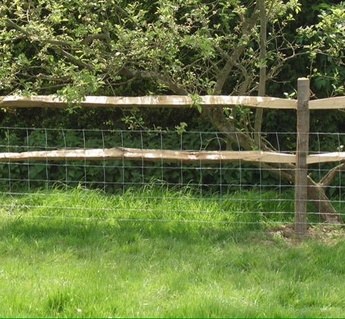 Chestnut Cleft Fencing