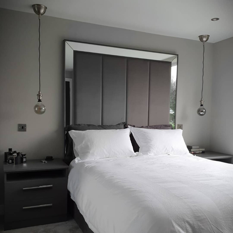 Bespoke bedroom design South Yorkshire by Lydia Jessica