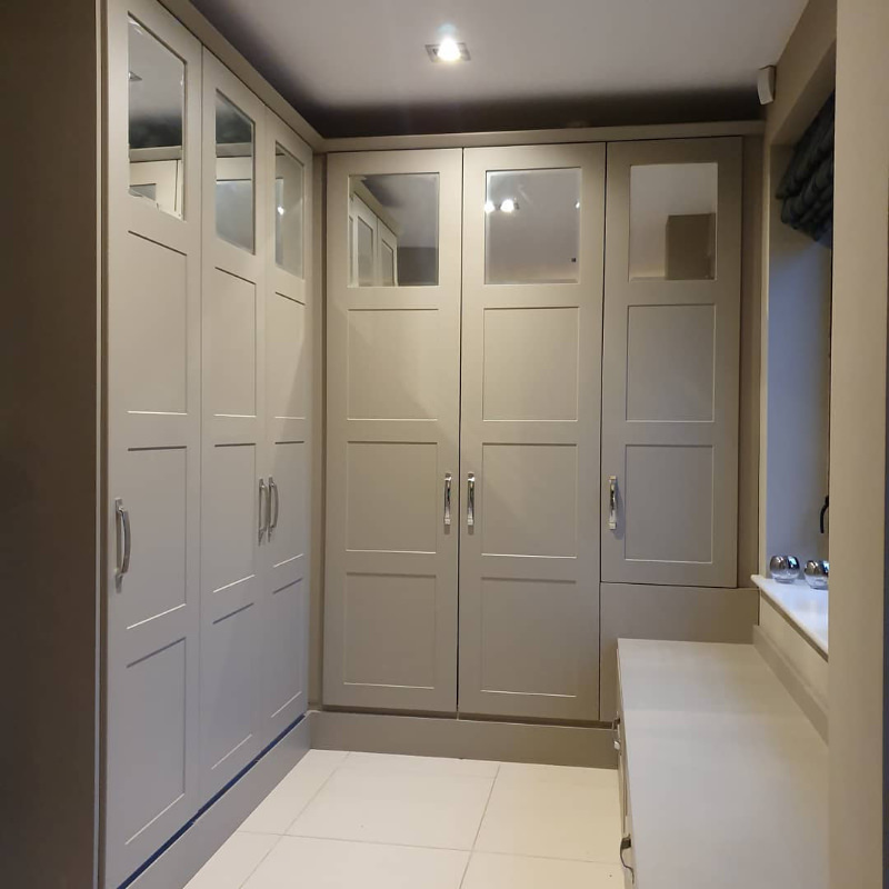 Interior design custom wardrobes Doncaster by Lydia Jessica