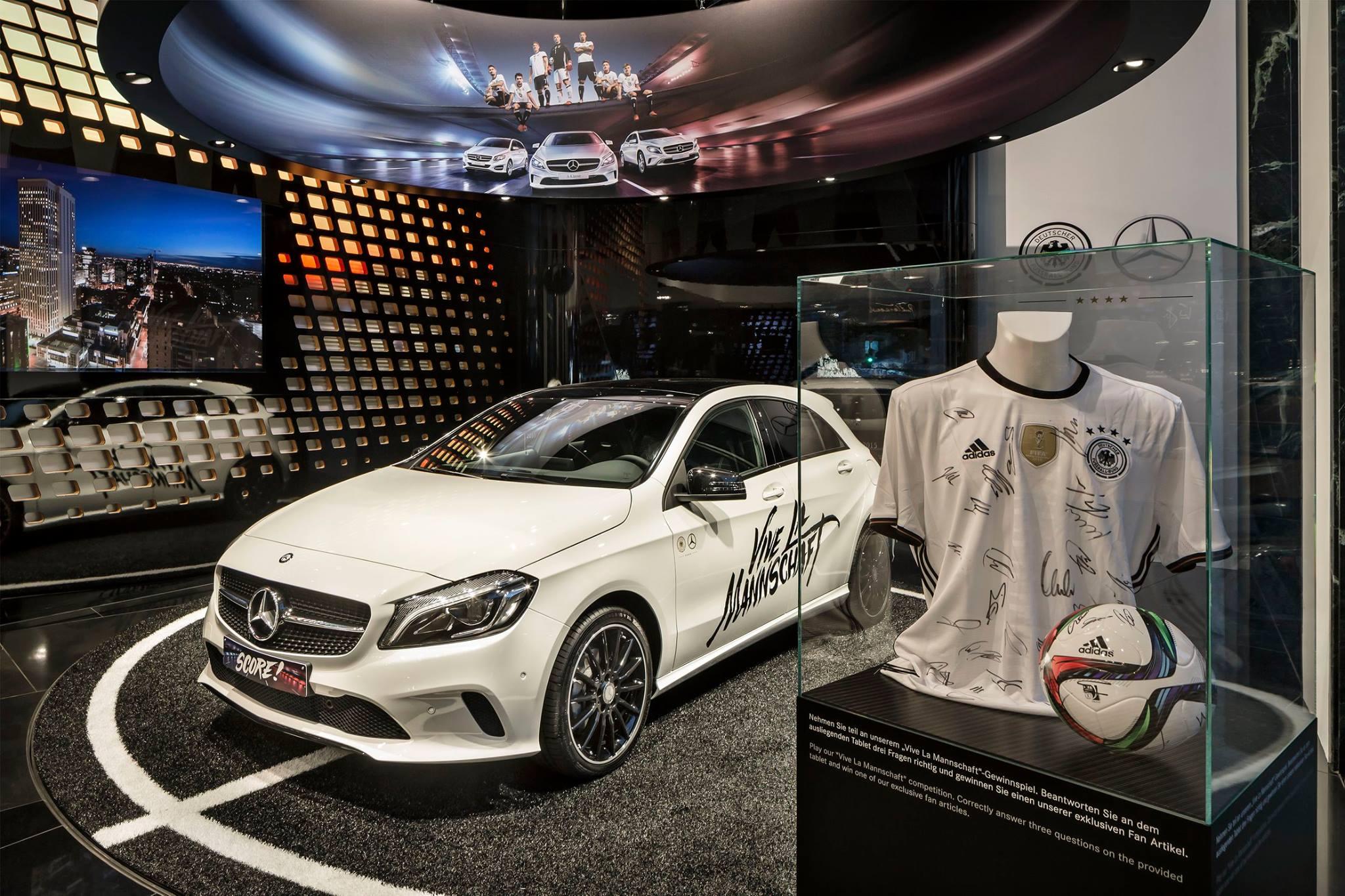 Branding, Logo, Mercedes Benz