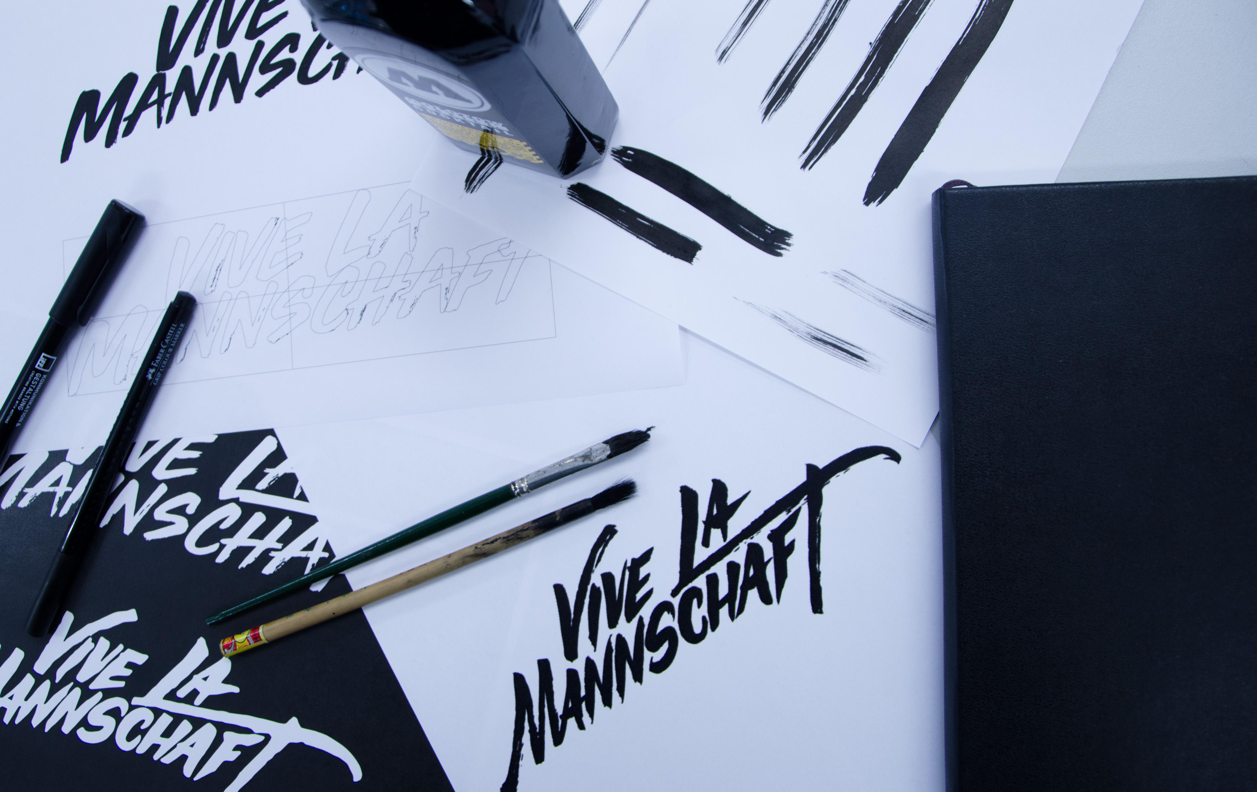 Lettering, Schriftgestaltung, Logo, Design, Grafik