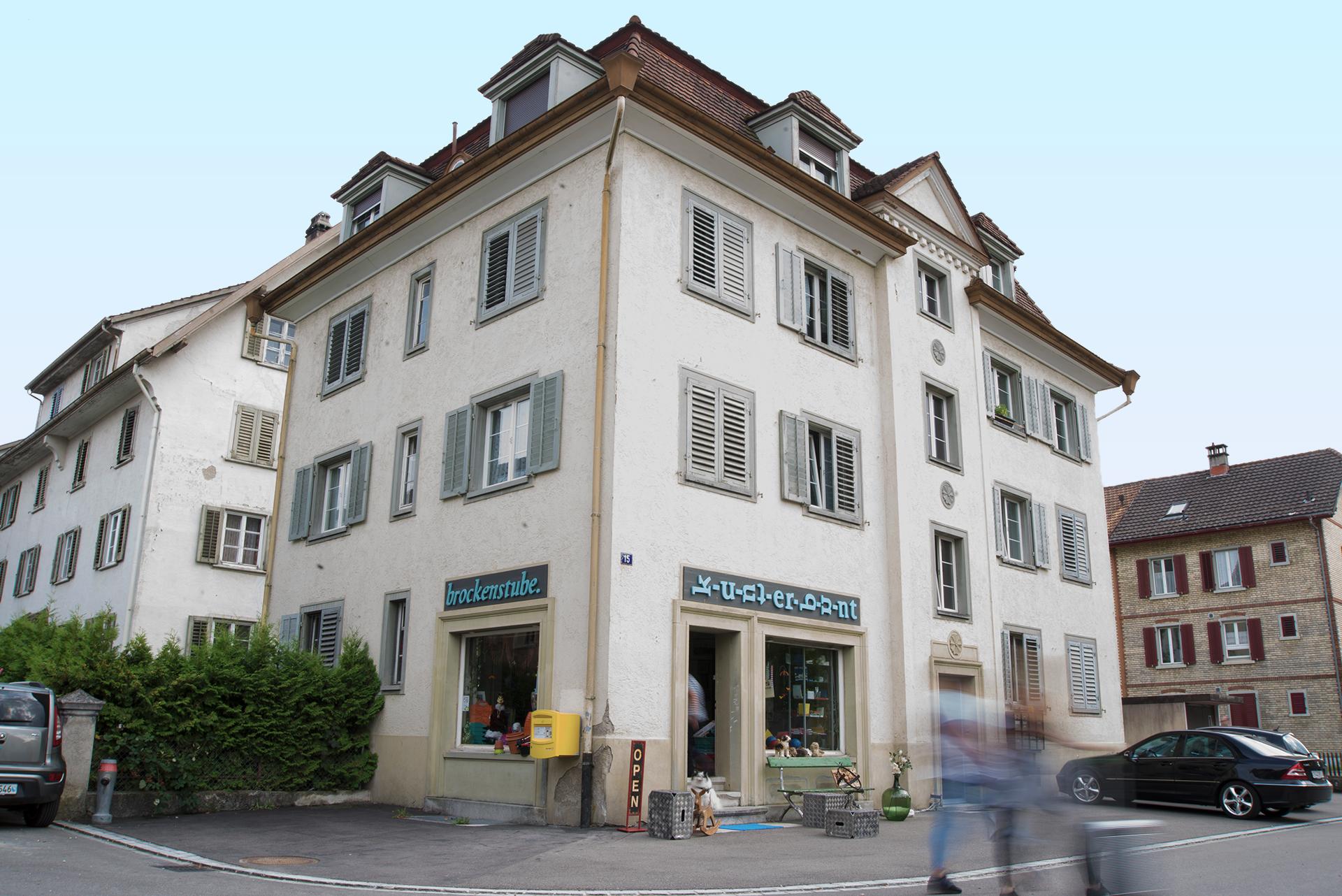 Branding, Logo, Beschriftung, Grafik, Design, Winterthur
