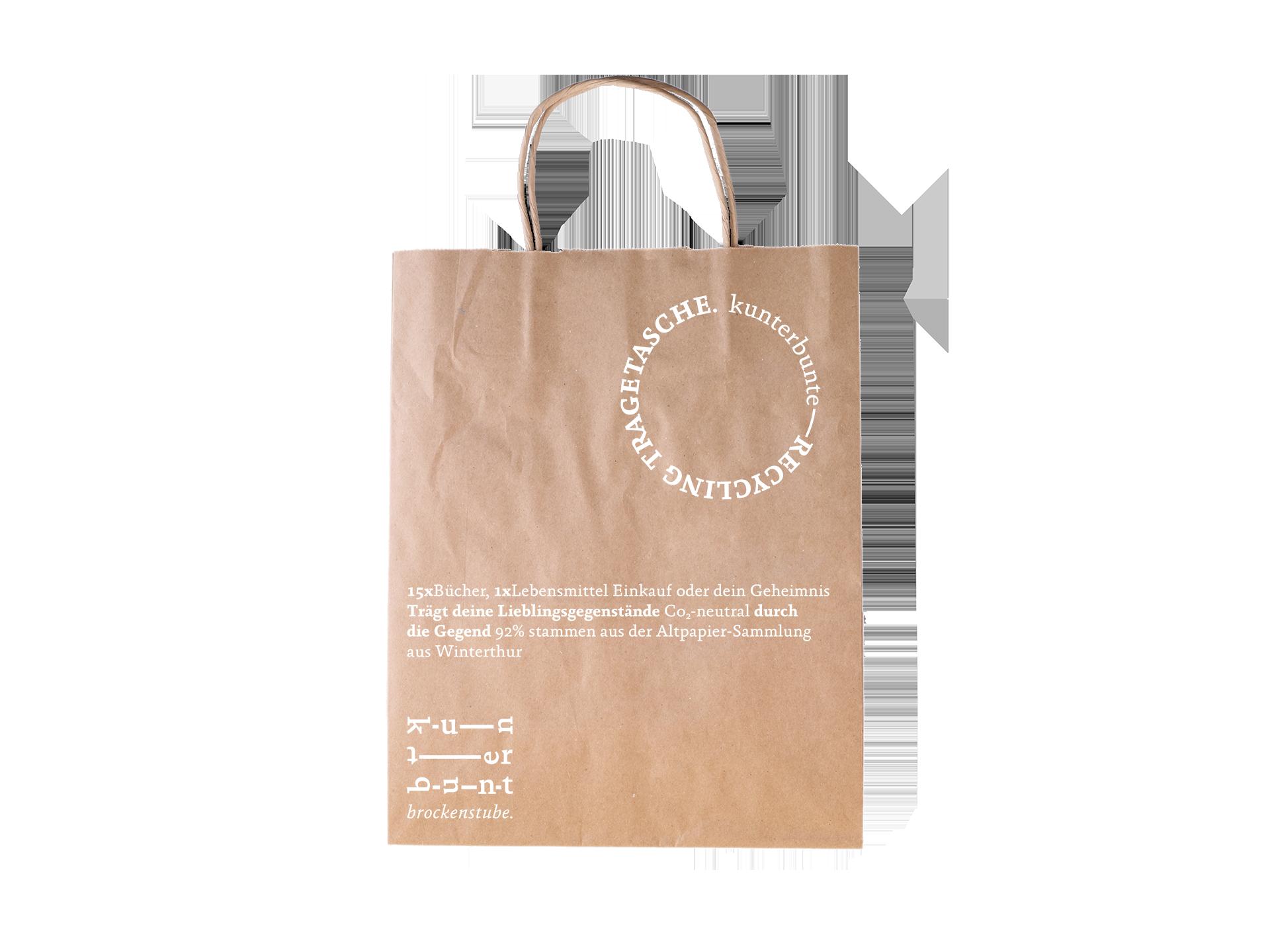 Branding, Design, Bag, Grafik, Design, Winterthur