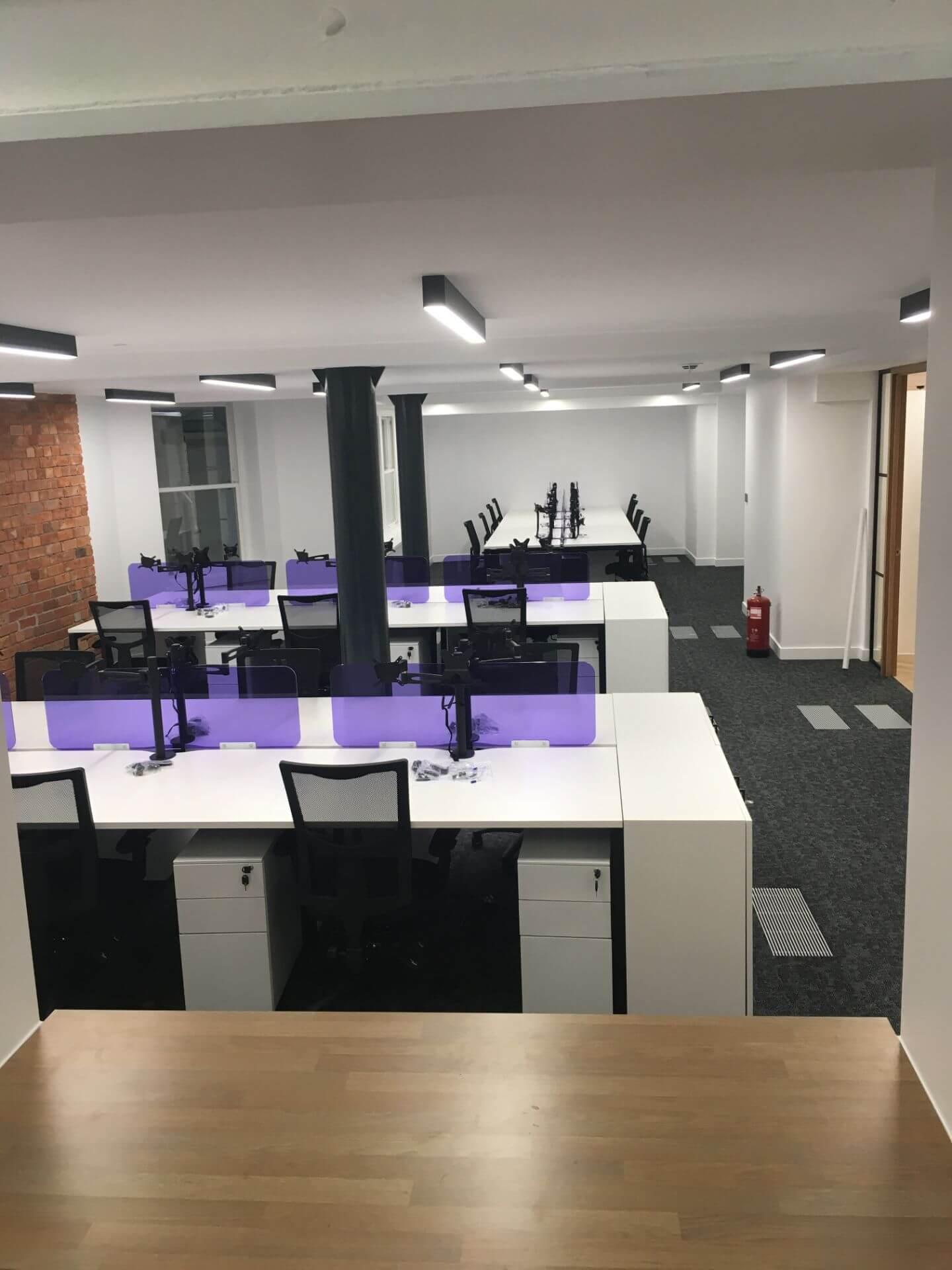 Affinity Workforce Workstations