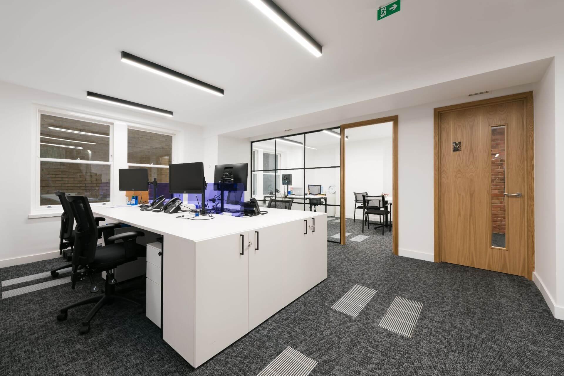 Affinity Workforce Workstation