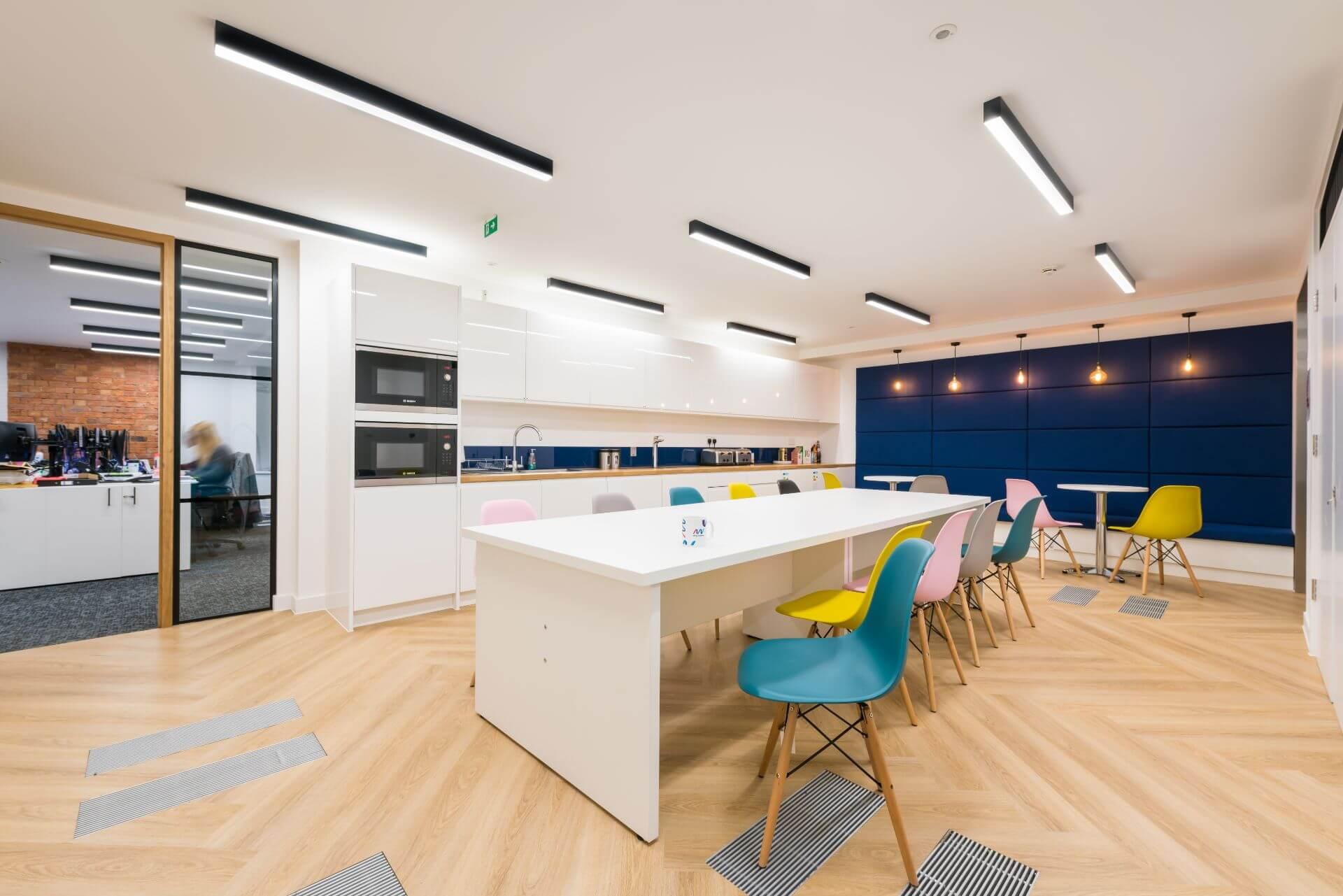 Affinity Workforce Office Kitchen