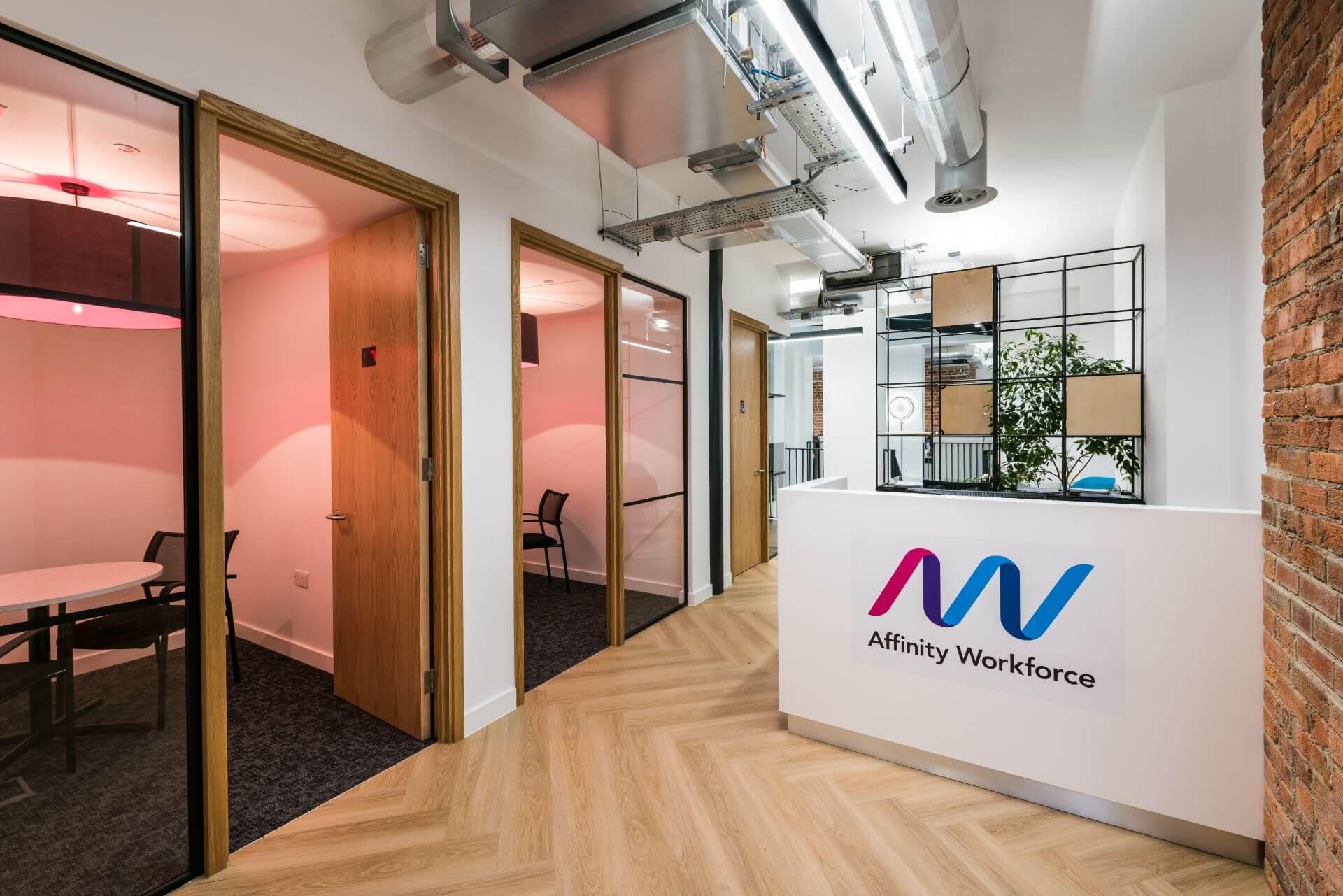 Affinity Workforce Reception