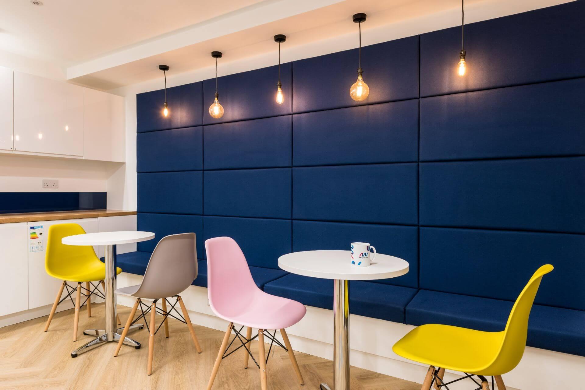 Affinity Workforce Dining Room