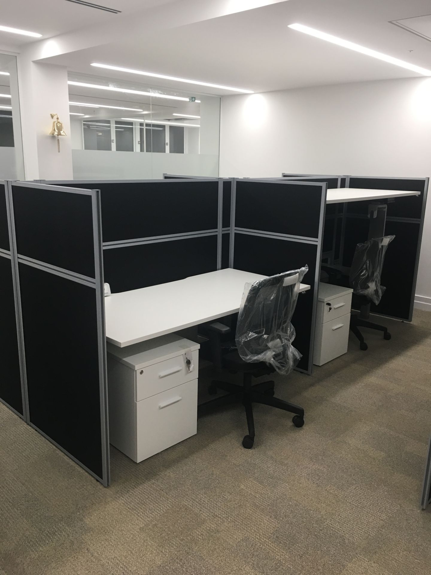 Brown Advisory Workstations
