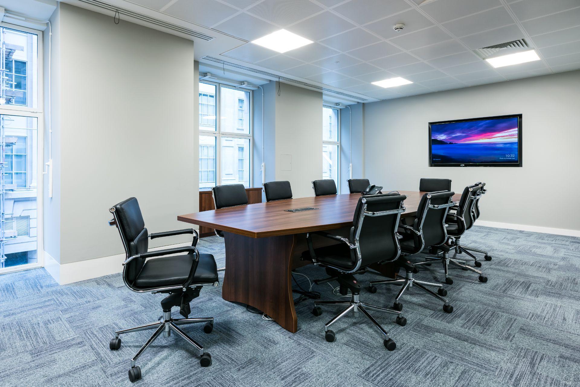 Correlation Partners Meeting Room