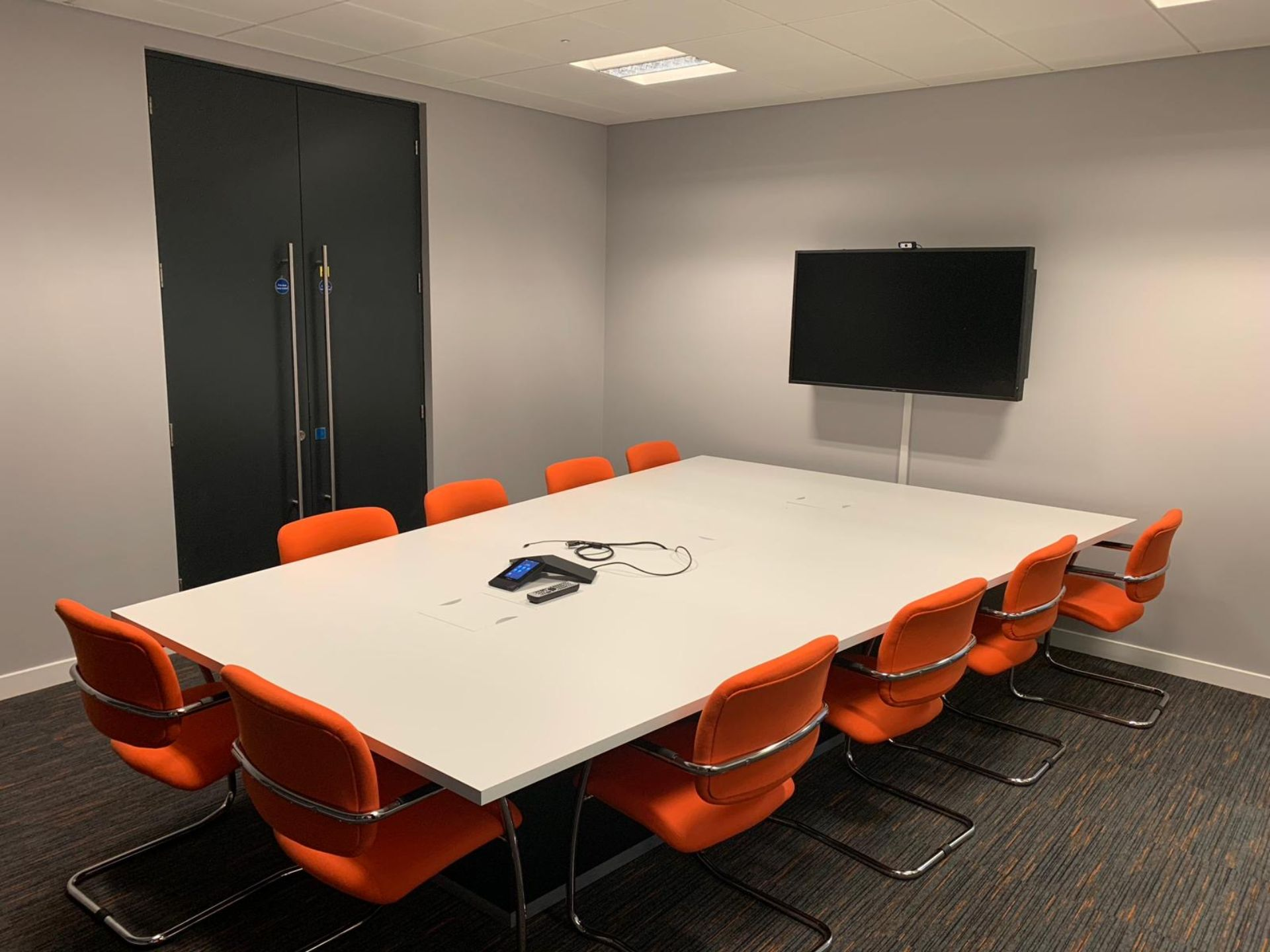 BAE Systems Meeting Room