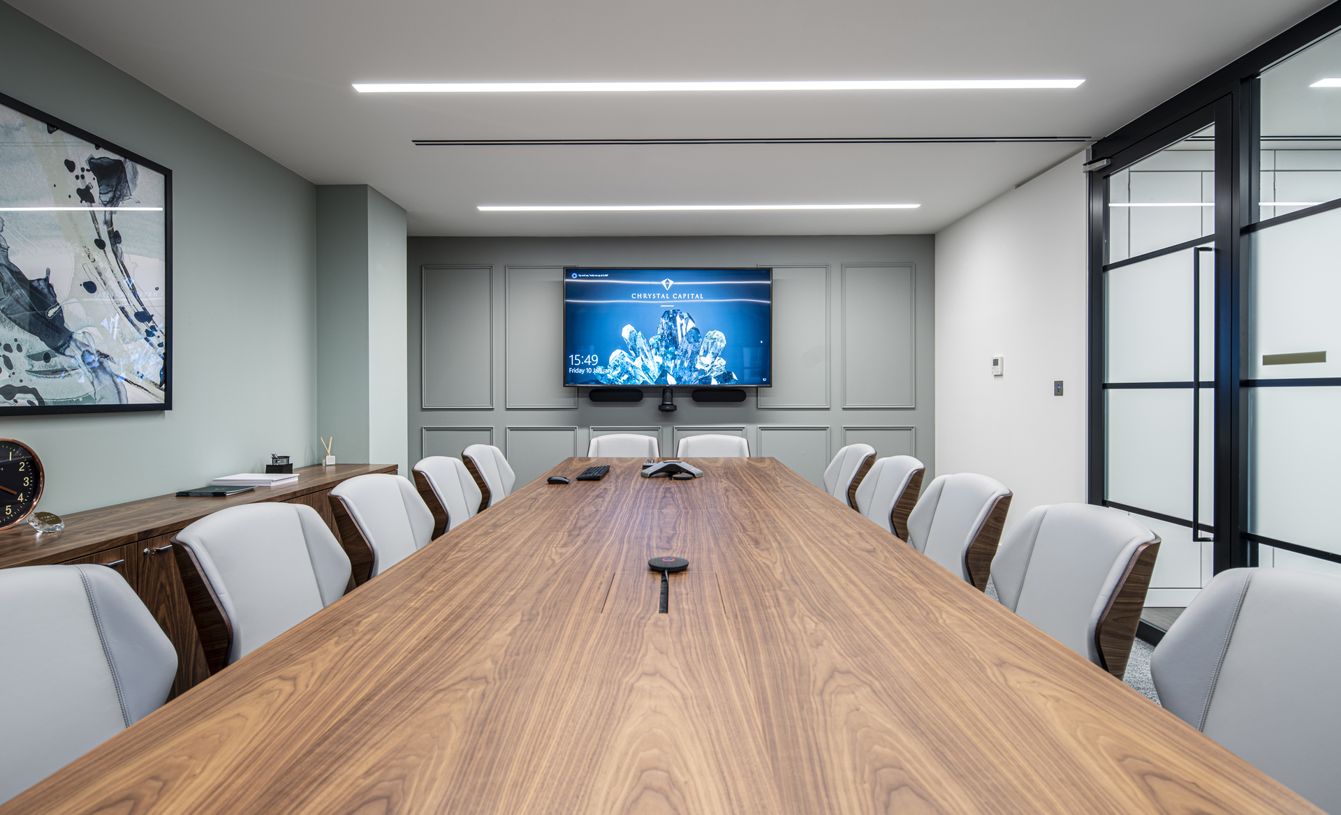 Chrystal Capital Conference Room